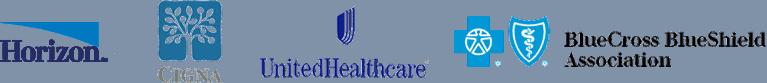 hoboken family practice insurance logos